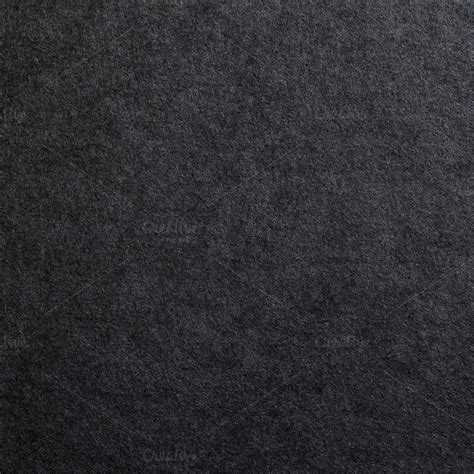 Black paper texture for background   Paper texture