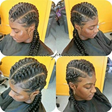 1000  images about Under braid hair styles on Pinterest