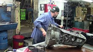 Transmission Teardown Ford 5r55s