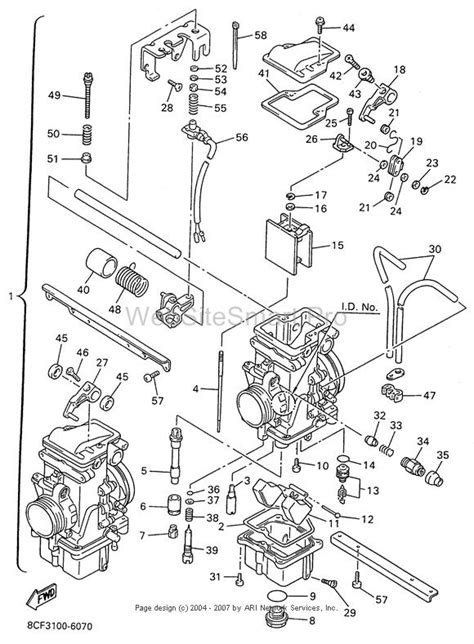 Vmax Wiring Diagram by I A 96 Yamaha Vmax Xt 600 Acts Like It Wants To Bog
