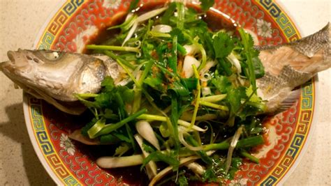cuisine chinoise poisson la cuisine chinoise et ses aliments quot porte bonheur