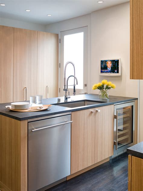resurfacing kitchen cabinets hall contemporary with built