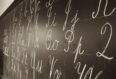 ohio house signs off bill encouraging cursive lessons in schools wosu radio