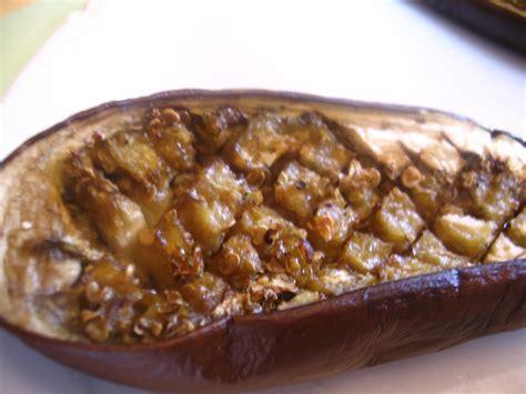 cuisiner des aubergines au four comment cuire aubergine au four