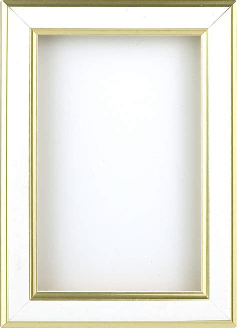 Weiße Bilderrahmen Auf Weißer Wand by 10 St 252 Ck Bilderrahmen Wei 223 M Goldkante B Ware 0707