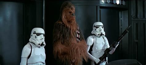 Are Stormtroopers' Armor Ineffective Against