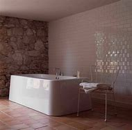 Terracotta Floor Tiles Bathroom
