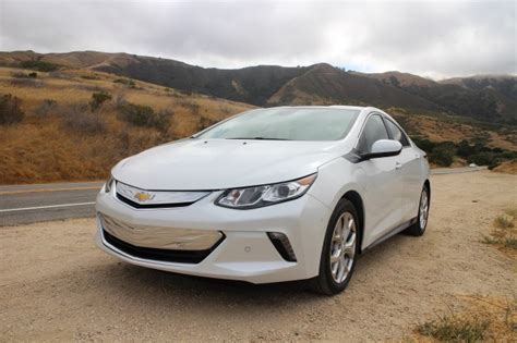 2017 Chevy Volt Range, Release Date, Features, News, Mpg