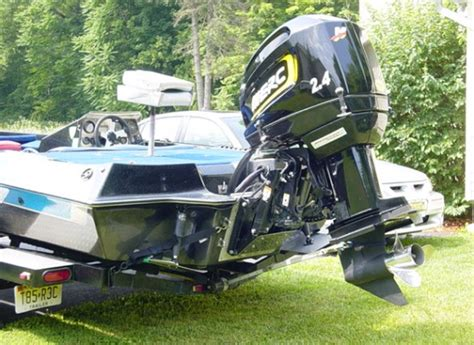 Trim Tabs On Boat by Trim Tabs