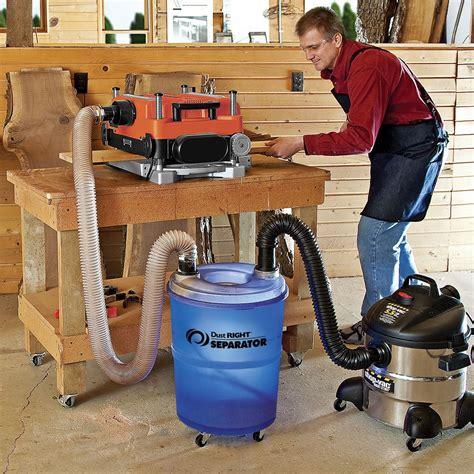 dust  separator rockler woodworking  hardware