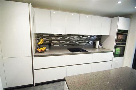 Designer custom fitted kitchen installation Swinton