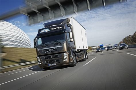 volvo fm top speed