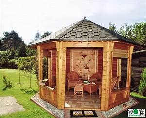 Gartenpavillon Holz Geschlossen : gartenpavillon holz satteldach ~ Whattoseeinmadrid.com Haus und Dekorationen