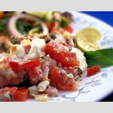 Mediterranean Style Orange Roughy Recipe Foodcom
