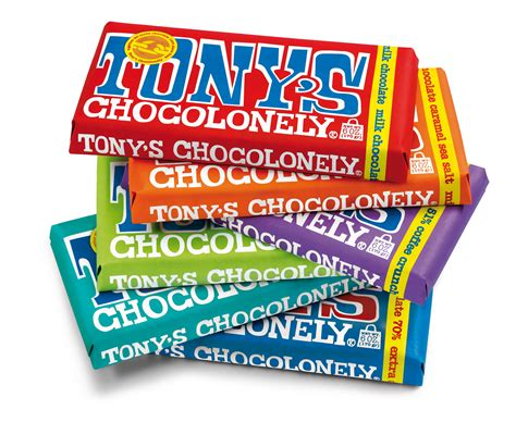 Tony's Chocolonely cooks up chocolate with passion and ...