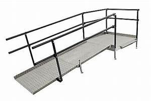 Modular Wheelchair Ramps : Modular Wheelchair Ramp Systems ...