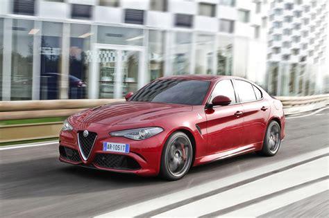 Alfa Romeo Car : 2016 Alfa Romeo Giulia Quadrifoglio Review