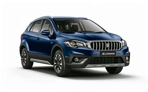 Maruti Suzuki India by Maruti Suzuki Launches New S Cross With Smart Hybrid
