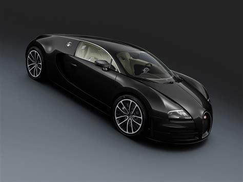 super sport car bugatti veyron black  white engine information