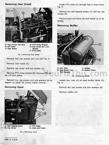 John Deere 400 Repair Manual  Hydrostatic Tractor