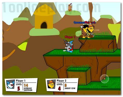 Gun Mayhem Shooter Action Game For 1 Or 2 Player Online