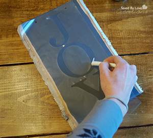 diy christmas sign and chalky finish paint giveaway With what kind of paint to use on kitchen cabinets for vinyl sticker cutting machine