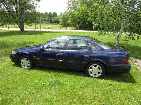 manual cars for sale 1992 ford taurus navigation system 1992 blue ford taurus sho 5 speed manual in ne ohio excellent condition for sale ford
