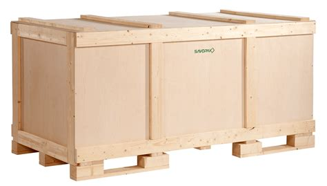 Lada Di Legno Plywood Boxes And Containers I Savopak Oy