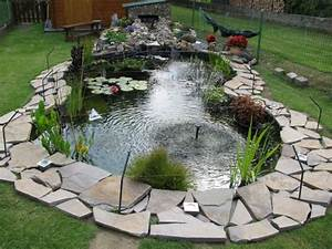 decoration jardin avec bassin With superb amenagement jardin avec bassin 5 bassin