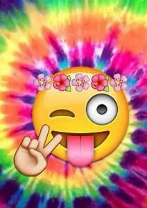Emoji wallpaper peace