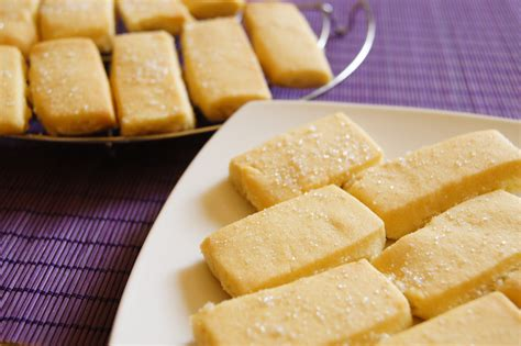 how to make quick and easy shortbread 7 steps with pictures