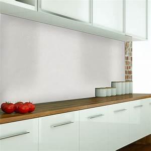 Satinierte kuchenruckwand aus 6mm esg sicherheitsglas for Kuechenrueckwand