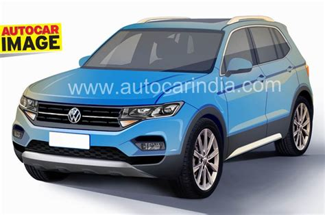 volkswagen  cross suv   unveiled   year