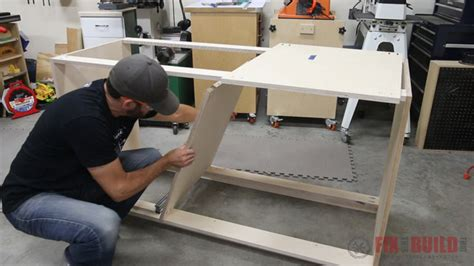 how to build cabinet carcass how to build a base cabinet with drawers fixthisbuildthat