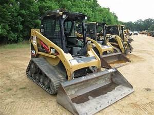 Cat 247b Skid Steer Loader  S  N Mtl00549   04 Yr  Gp