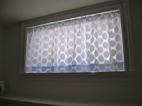 small window treatments for basement mike davies s home