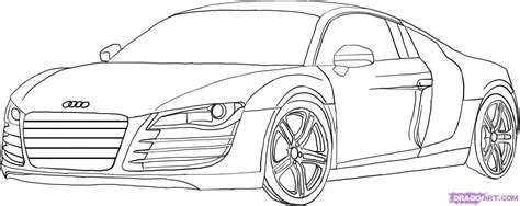 mclaren p1 drawing easy how to draw an audi step by step cars draw cars online