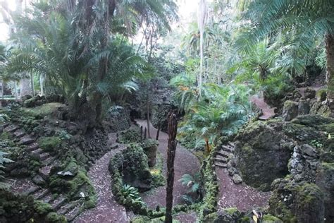 Botanischer Garten Ponta Delgada botanische g 228 rten auf sao miguel
