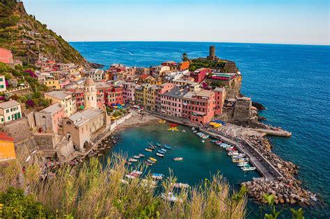 Filevernazza And The Sea Cinque Terre Italy Wikipedia