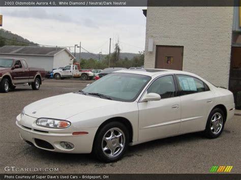 2003 Oldsmobile Aurora 4.0 in White Diamond Photo No ...