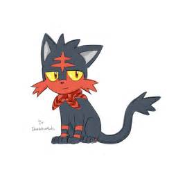 Pokemon Team Litten