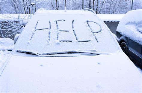 Ziemas radītas problēmas ar auto - kā tikt galā ar tām ...