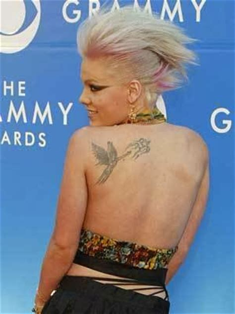 gombal tattoo designs pink tattoos meaning  list pink