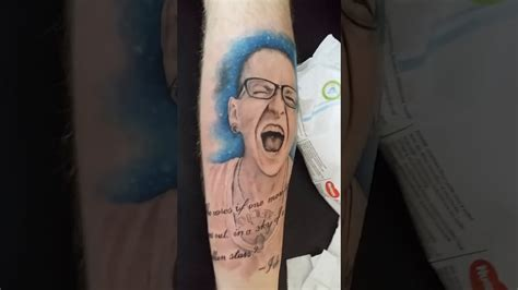 Chester Bennington Tattoo Youtube