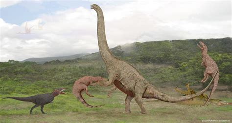 Argentinosaurus Facts And Pictures