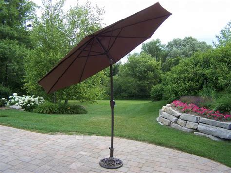 decoration the best quality outdoor umbrella stand to