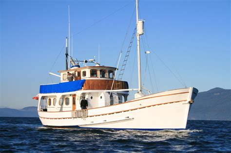 Sail Boats Kaufen by 1962 Romsdal Sea Trawler Power Boat For Sale Www