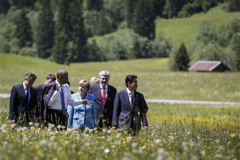 Einblicke in die arbeit der kanzlerin durch das objektiv der offiziellen fotografen. Merkel's quest for climate leadership at G7 | Clean Energy ...