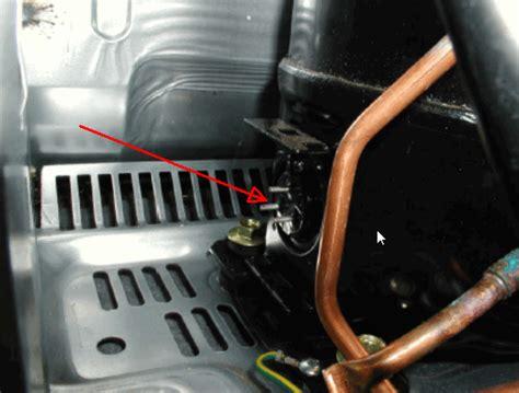 kenmore model   side  side refrigerator freezer quit cooling  removed