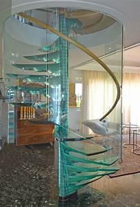 Treppe Mit Glas : stilvolle treppen und treppenh user aus glas von siller ~ Sanjose-hotels-ca.com Haus und Dekorationen